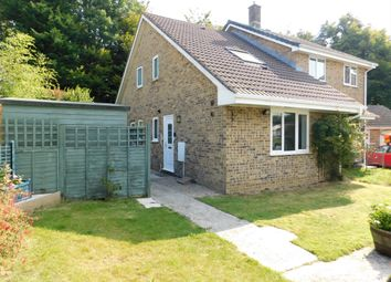 Thumbnail 1 bed semi-detached bungalow for sale in Carne View Road, Probus, Truro