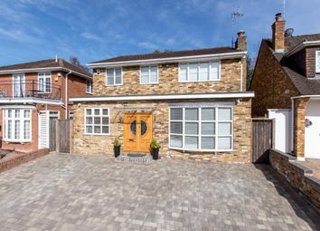 Thumbnail 4 bed detached house for sale in Bellmount Wood Avenue, Watford