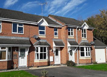 Thumbnail 2 bed terraced house for sale in Loveridge Close, Upper Stratton, Swindon
