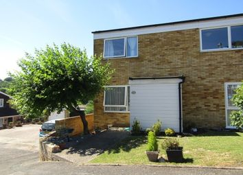 Thumbnail 3 bed detached house to rent in Rush Close, Walderslade, Chatham