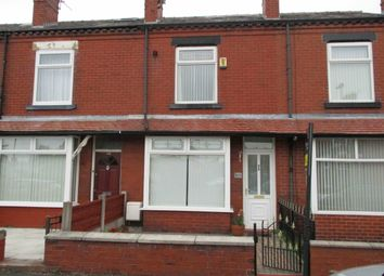 Thumbnail 3 bed terraced house to rent in Windermere Road, Leigh, Manchester, Greater Manchester