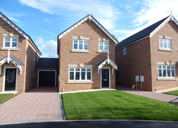 Thumbnail 3 bed link-detached house for sale in Field View, Rugeley Road, Chase Terrace