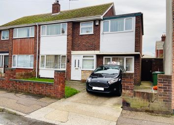 Thumbnail 5 bed semi-detached house for sale in Kitchener Road, Great Yarmouth