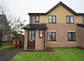 Thumbnail 3 bed semi-detached house for sale in 13 Crompton Drive, Dalton-In-Furness, Cumbria