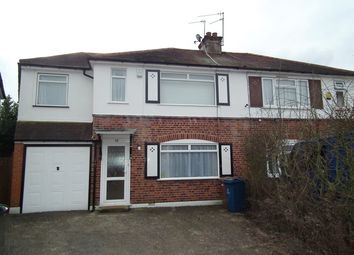 Thumbnail 4 bed semi-detached house for sale in Mead Close, Harrow