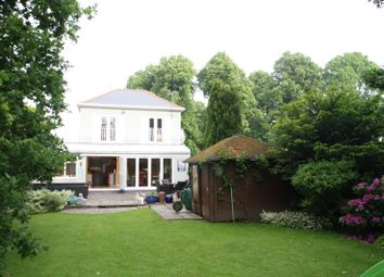 Thumbnail 4 bed detached house for sale in Underwood Square, Leigh-On-Sea
