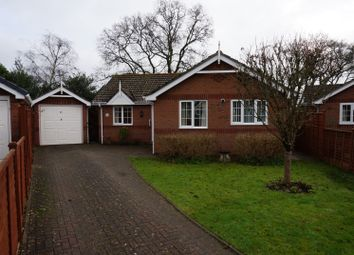 Thumbnail 3 bed detached bungalow for sale in Purbeck Close, Lytchett Matravers, Poole