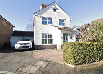 Thumbnail 4 bed link-detached house for sale in Kingfisher Close, Sevington, Ashford