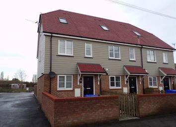 Thumbnail 3 bed end terrace house for sale in High Street, Eastchurch, Sheerness, Kent