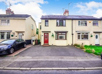 Thumbnail 4 bed semi-detached house for sale in Sandwell Avenue, Darlaston, Wednesbury