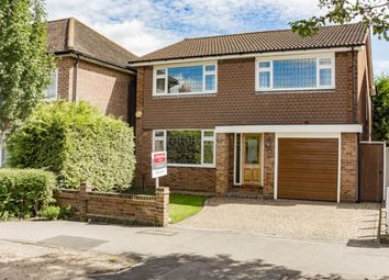 Thumbnail 4 bed detached house for sale in Limes Avenue, Wanstead, London
