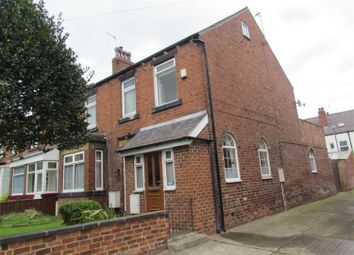 Thumbnail 2 bed end terrace house to rent in Wetherby Road, Tadcaster