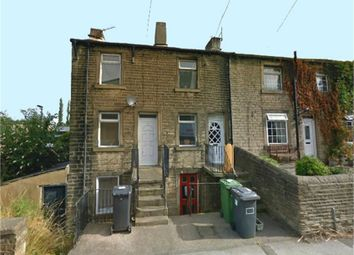 Thumbnail 1 bed terraced house to rent in Wakefield Road, Tandem, Huddersfield, West Yorkshire