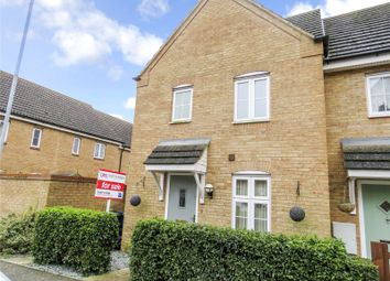 Thumbnail 3 bed semi-detached house for sale in Heron Way, Benwick, March, Cambridgeshire