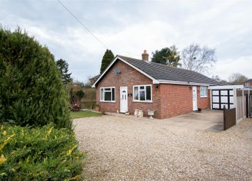 Thumbnail 3 bed bungalow for sale in Station Road, Firsby, Spilsby
