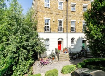 Thumbnail 4 bed terraced house for sale in The Crescent, Rutherway, Oxford