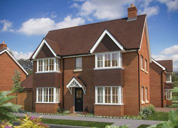 "Thumbnail 3 bed property for sale in ""The Sheringham"" at West View, Maidstone Road, Headcorn, Ashford"