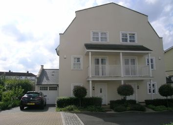 Thumbnail 5 bed semi-detached house to rent in The Hamptons, Worcester Park, Surrey