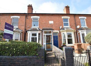 Lyttleton Street, Barbourne, Worcester, Worcestershire WR1. 2 bed terraced house