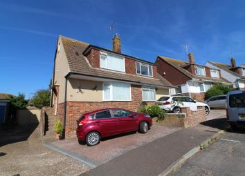 Thumbnail 3 bed semi-detached house for sale in Heathfield Crescent, Portslade, Brighton