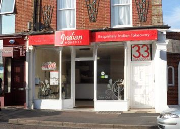 Thumbnail Restaurant/cafe to let in Indian Moments, 33 Seamoor Road, Westbourne, Dorset