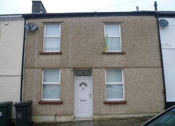 Thumbnail 2 bed terraced house to rent in Mount Pleasant Street, Dowlais, Merthyr Tydfil