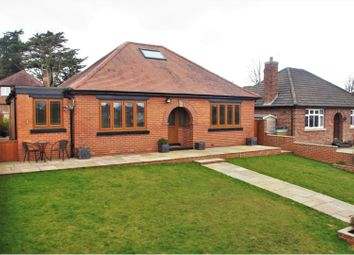 Thumbnail 4 bed detached bungalow for sale in Kingston Avenue, Ripon