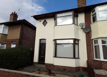 Thumbnail 3 bed semi-detached house for sale in Renwick Road, Walton, Liverpool, Merseyside