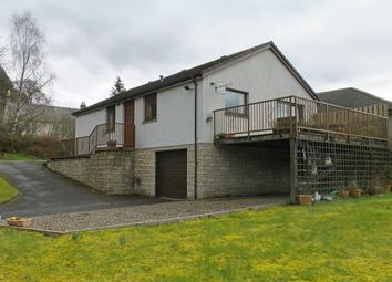 Thumbnail 3 bed detached bungalow for sale in Broomhill, Ballinluig