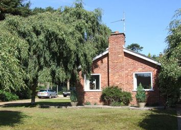 Thumbnail 2 bed bungalow to rent in Priory Close, St. Olaves, Great Yarmouth
