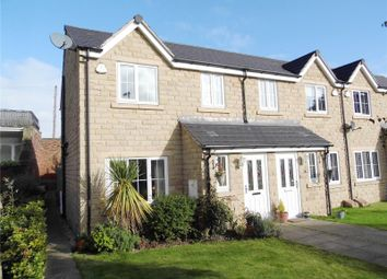 Thumbnail 3 bed semi-detached house for sale in Haslegrave Park, Crigglestone, Wakefield, West Yorkshire