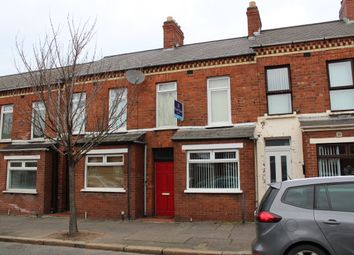 Thumbnail 2 bedroom terraced house for sale in Beersbridge Road, Bloomfield, Belfast