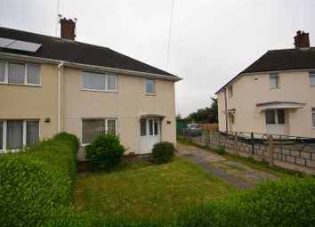 Thumbnail 3 bedroom semi-detached house for sale in Manesty Crescent, Clifton, Nottingham