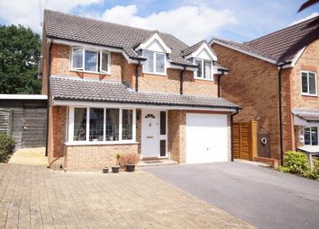 Thumbnail 4 bed detached house for sale in Maple Leaf Drive, Bordon