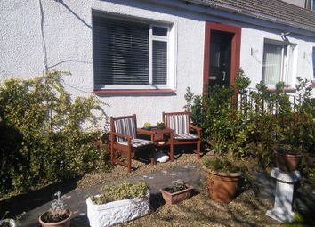 Thumbnail 1 bed semi-detached bungalow for sale in Frazer Street, Largs