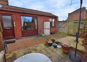 Thumbnail 1 bed semi-detached bungalow for sale in Rowlington Terrace, Ashington