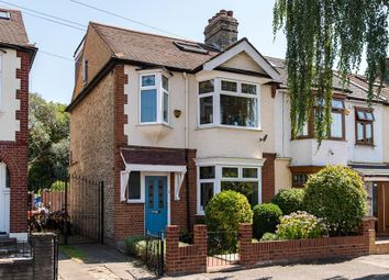 Thumbnail 4 bed end terrace house for sale in Forest View Road, London