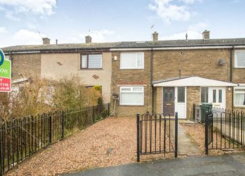 Thumbnail 2 bed terraced house to rent in Hillcrest Drive, Queensbury, Bradford