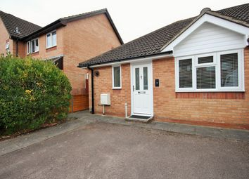 Thumbnail 1 bed semi-detached bungalow for sale in Bignell Croft, Highwoods, Colchester