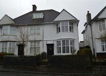 Thumbnail 5 bedroom semi-detached house for sale in Grosvenor Road, Swansea
