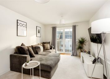 Thumbnail 1 bedroom flat for sale in Swinton Court, Mere Road, Dunton Green, Kent