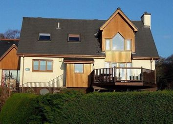 Thumbnail 4 bed detached house for sale in Salen, Acharacle, Argyllshire