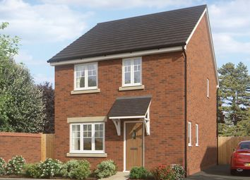 Thumbnail 3 bedroom detached house for sale in Ymyl Yr Afon, Merthyr Vale