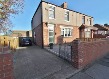 Thumbnail 3 bed semi-detached house for sale in Heworth Road, Concord