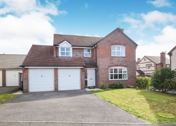 Thumbnail 4 bed detached house for sale in Shottesford Avenue, Blandford Forum