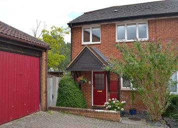 Thumbnail 3 bed semi-detached house for sale in Poundfield Way, Twyford, Reading, Berkshire