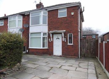 Thumbnail 3 bed semi-detached house for sale in Milton Avenue, Droylsden, Manchester