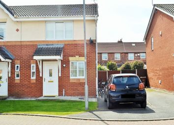 Thumbnail 2 bed semi-detached house for sale in Zircon Close, Litherland, Liverpool