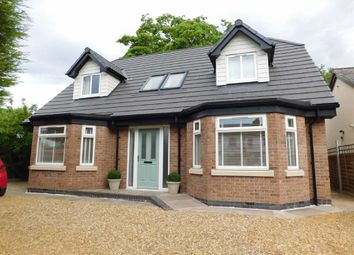 Thumbnail 3 bedroom detached bungalow for sale in Station Road, Marple, Stockport