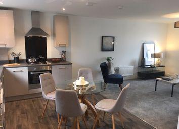 Thumbnail 2 bedroom flat for sale in Ackers Drive, Ebbsfleet, Ebbsfleet Valley, Kent